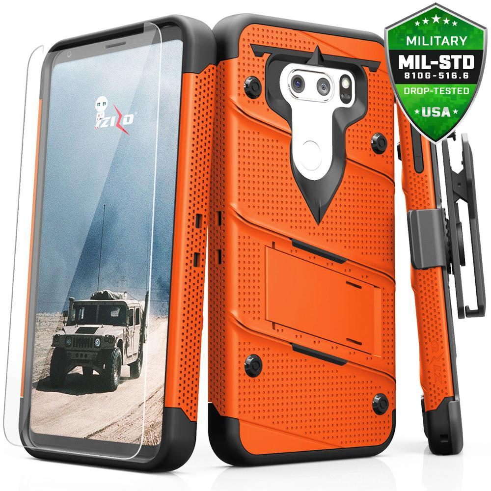 Best LG V35 ThinQ Cases | Zizo®