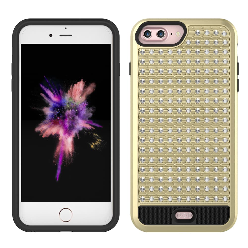 IPHONE 7 LAYERED STAR DIAMOND CASE