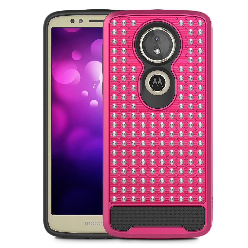 MOTO E5 SUPRA DIAMOND CASE