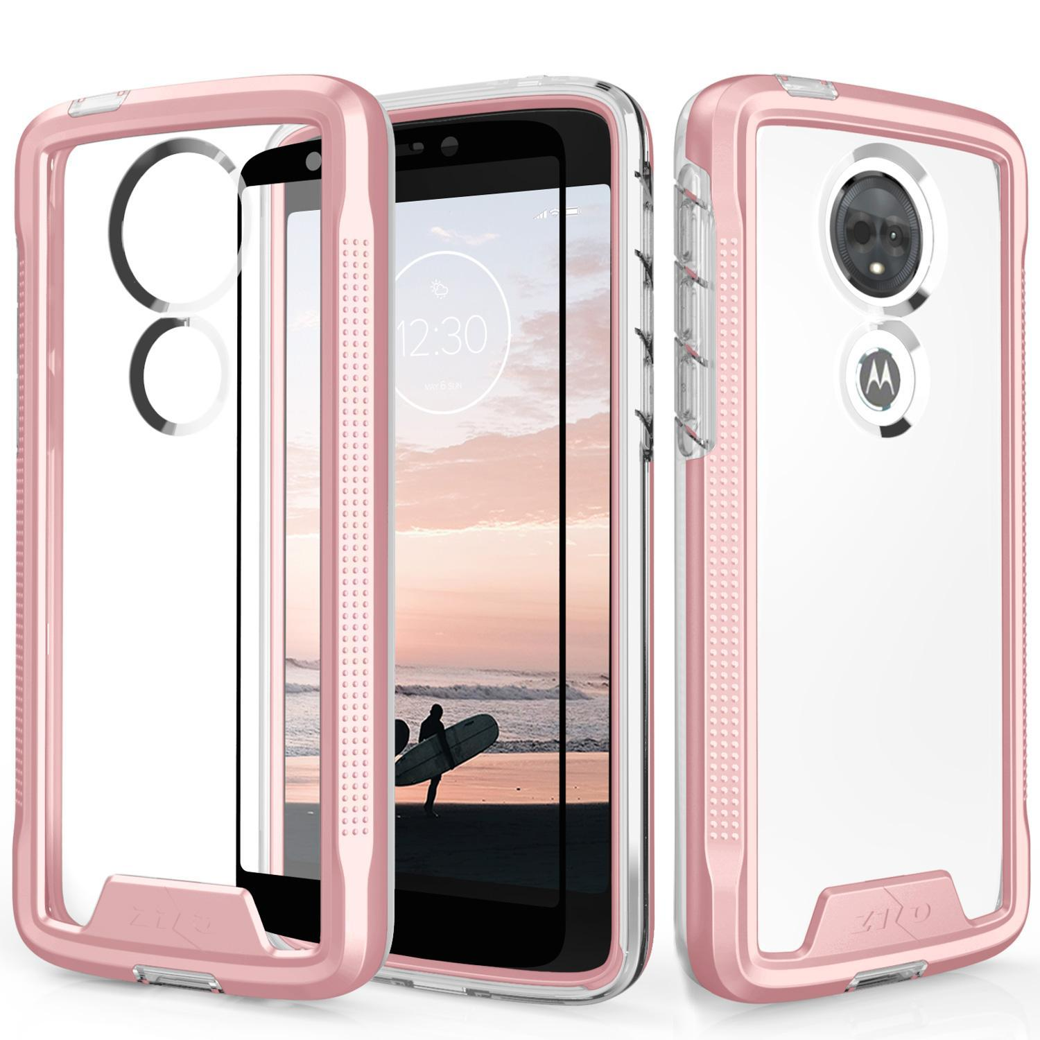 MOTO E5 SUPRA ION SERIES CASE