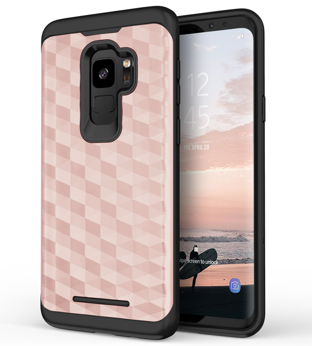 GALAXY S9 PRISM THIN CASE