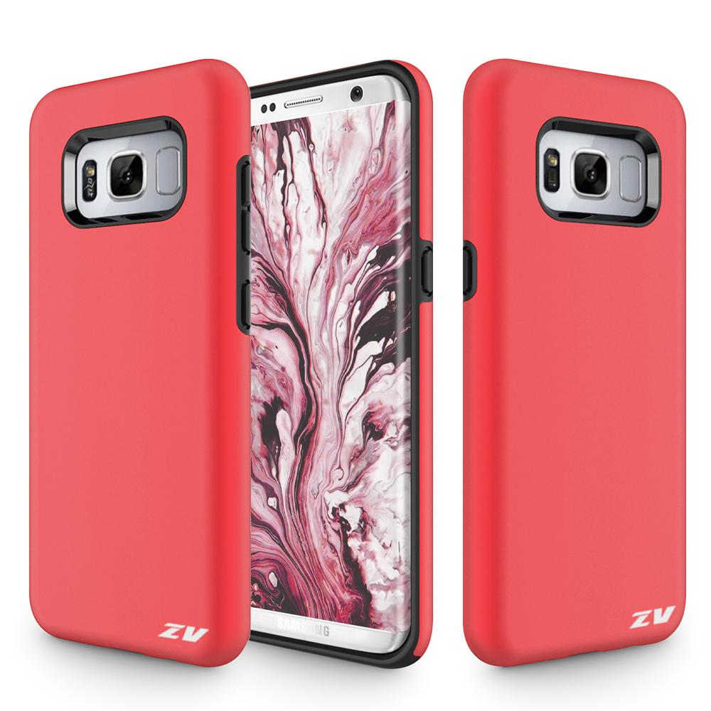 RED GALAXY S8 CASE