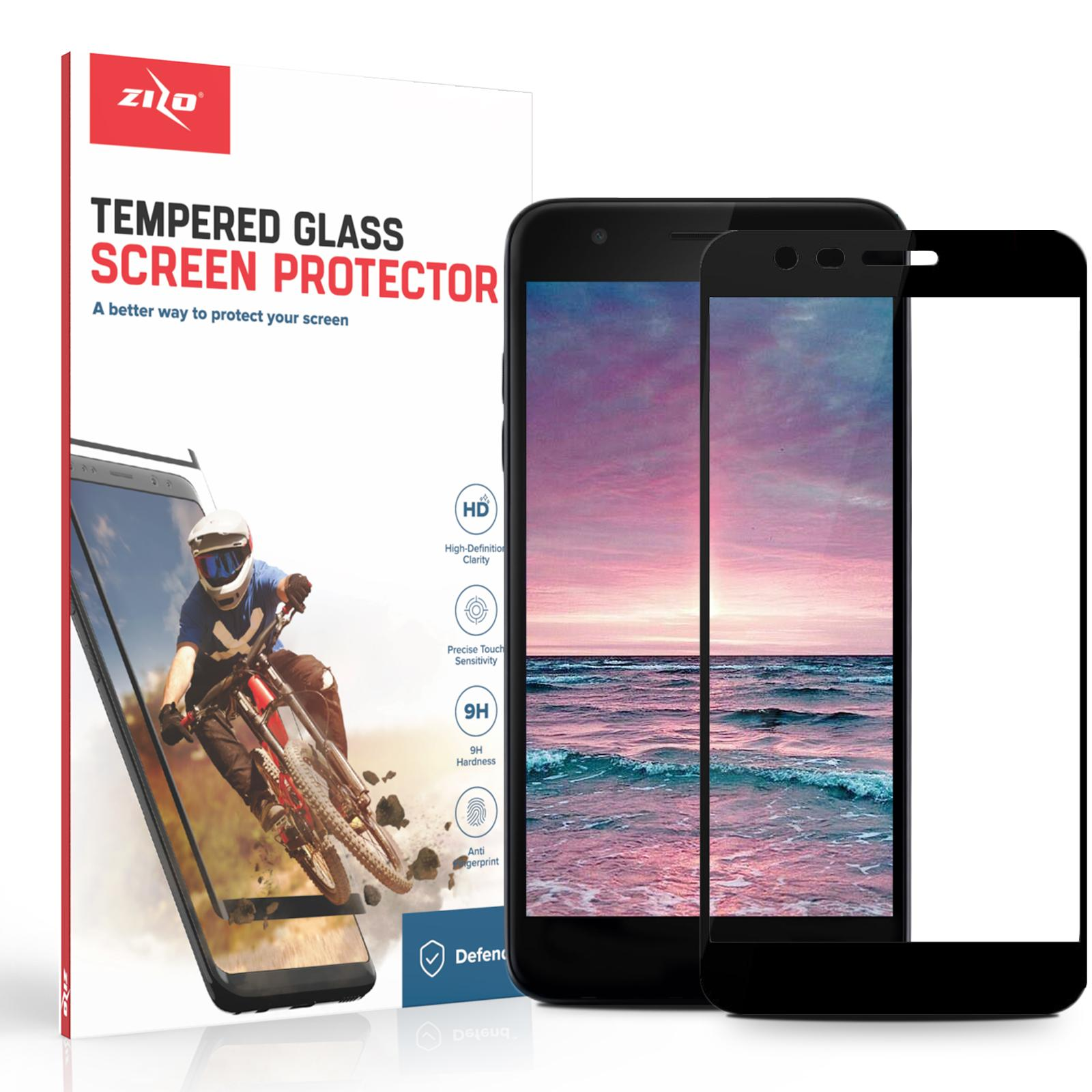 LG HARMONY 2 FULL GLUE GLASS SCREEN