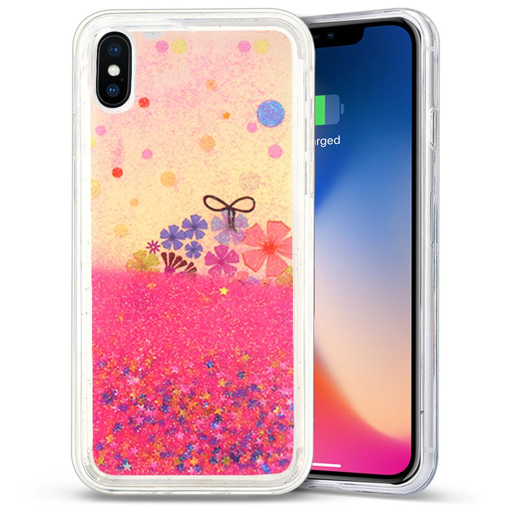 SPRING FLOWERS IPHONE X CASE