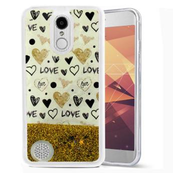 huge discount f8f60 87411 LG Aristo Case Glitter Series - Zizo