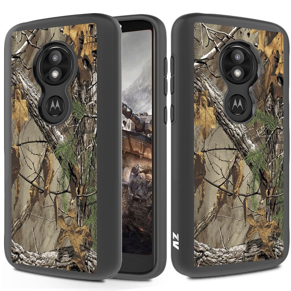 Motorola Moto E5 Play Sleek Hybrid Design Case